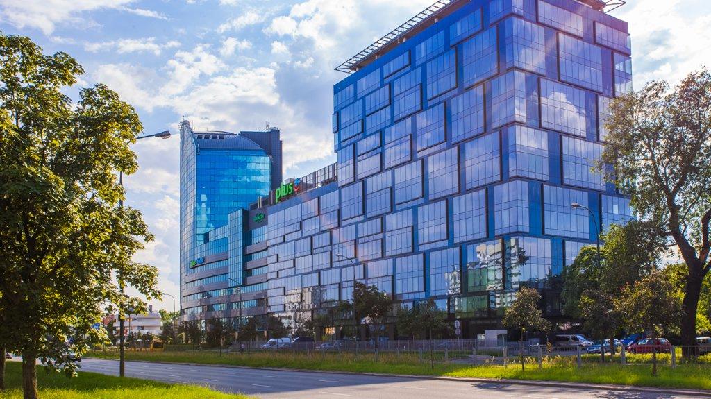 Biura do wynajęcia Warszawa Praga Południe - Blue Point 2
