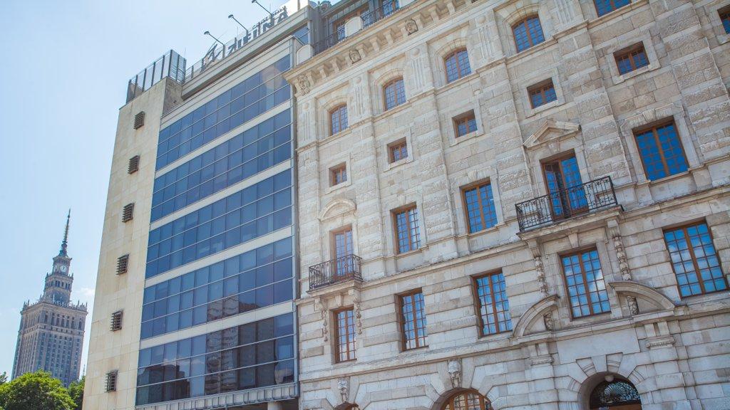 Biura do wynajęcia Warszawa Śródmieście - Centrum Zielna A