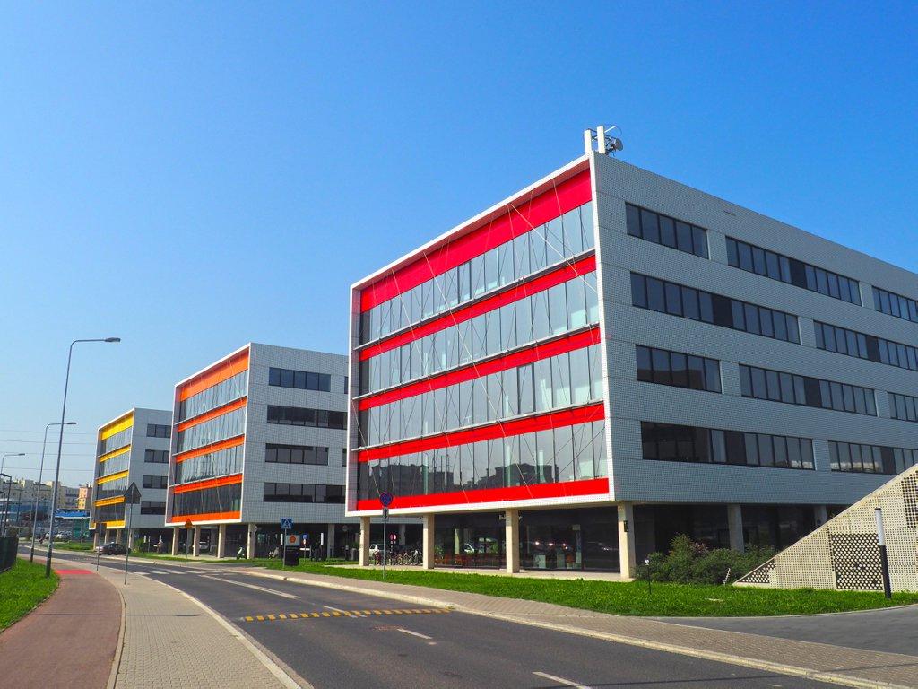 Biura do wynajęcia Kraków Dębniki - DOT OFFICE C
