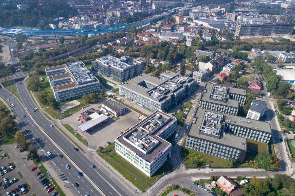 Biura do wynajęcia Kraków Podgórze - Enterprise Park E
