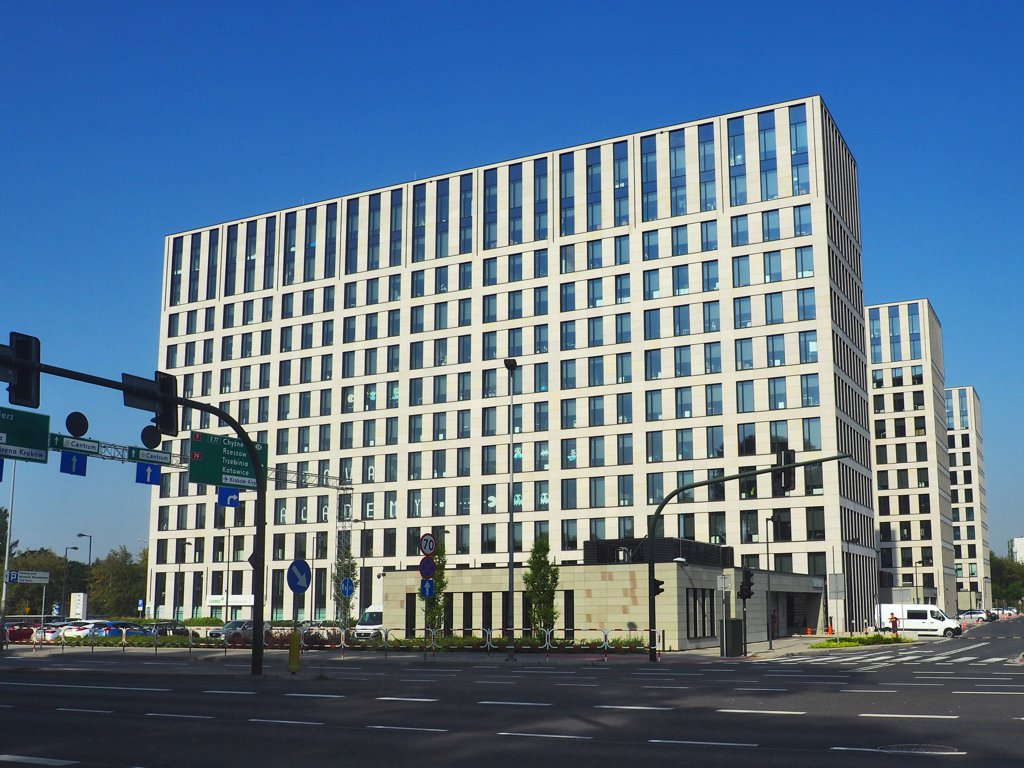 Biura do wynajęcia Kraków Prądnik Czerwony - O3 Business Campus 3