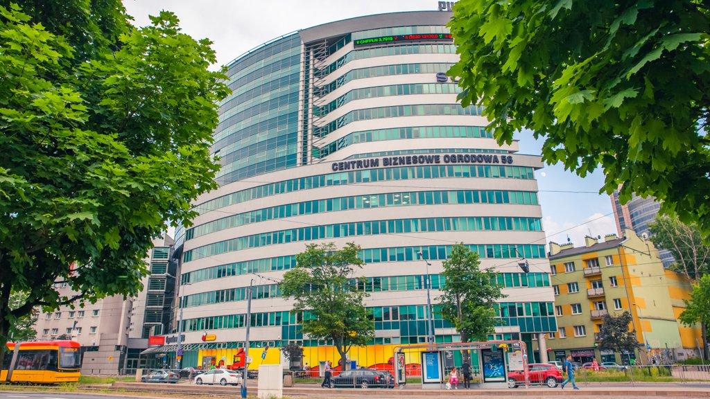 Biura do wynajęcia Warszawa Wola - City Gate