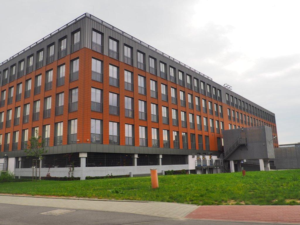 Biura do wynajęcia Kraków Podgórze - Orange Office Park II Rotterdam