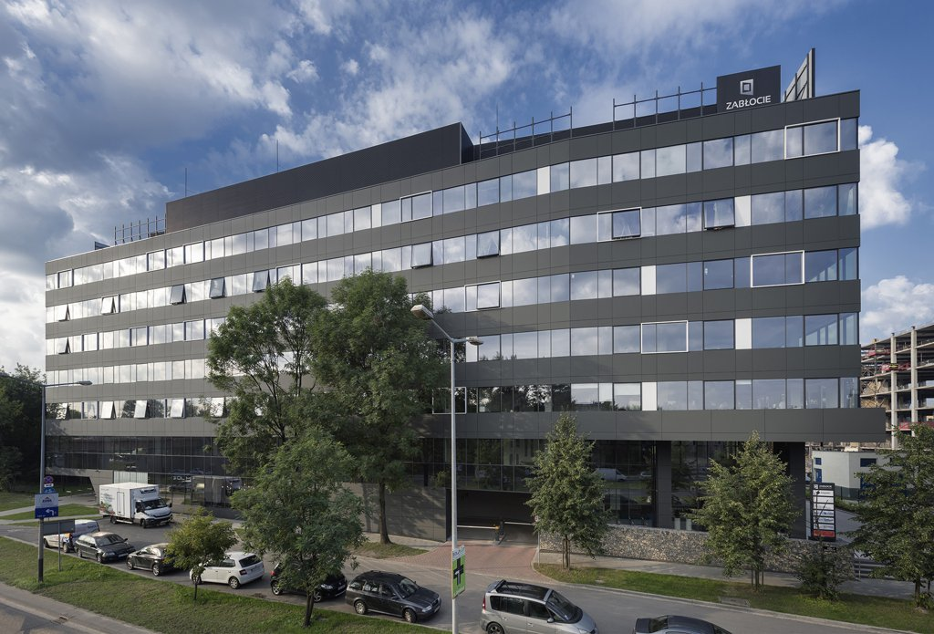 Biura do wynajęcia Kraków Podgórze - Zabłocie Business Park A