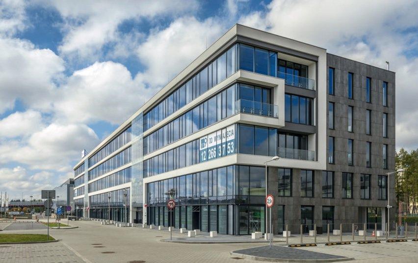 Biura do wynajęcia Kraków Prądnik Biały - Bronowice Business Center 9