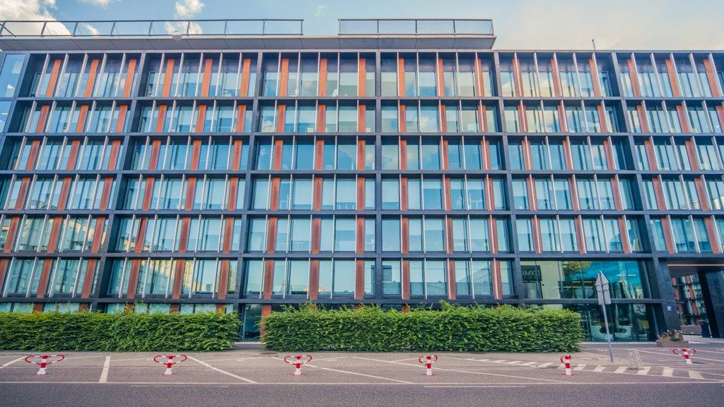 Biura do wynajęcia Warszawa Mokotów - Topaz