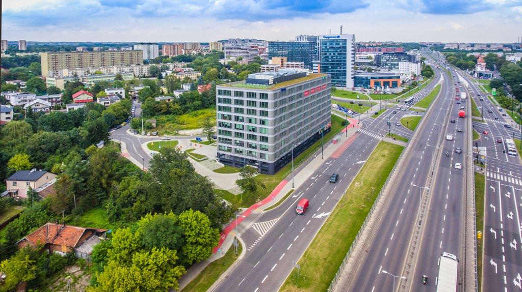Biura do wynajęcia Kraków Prądnik Czerwony - Astris