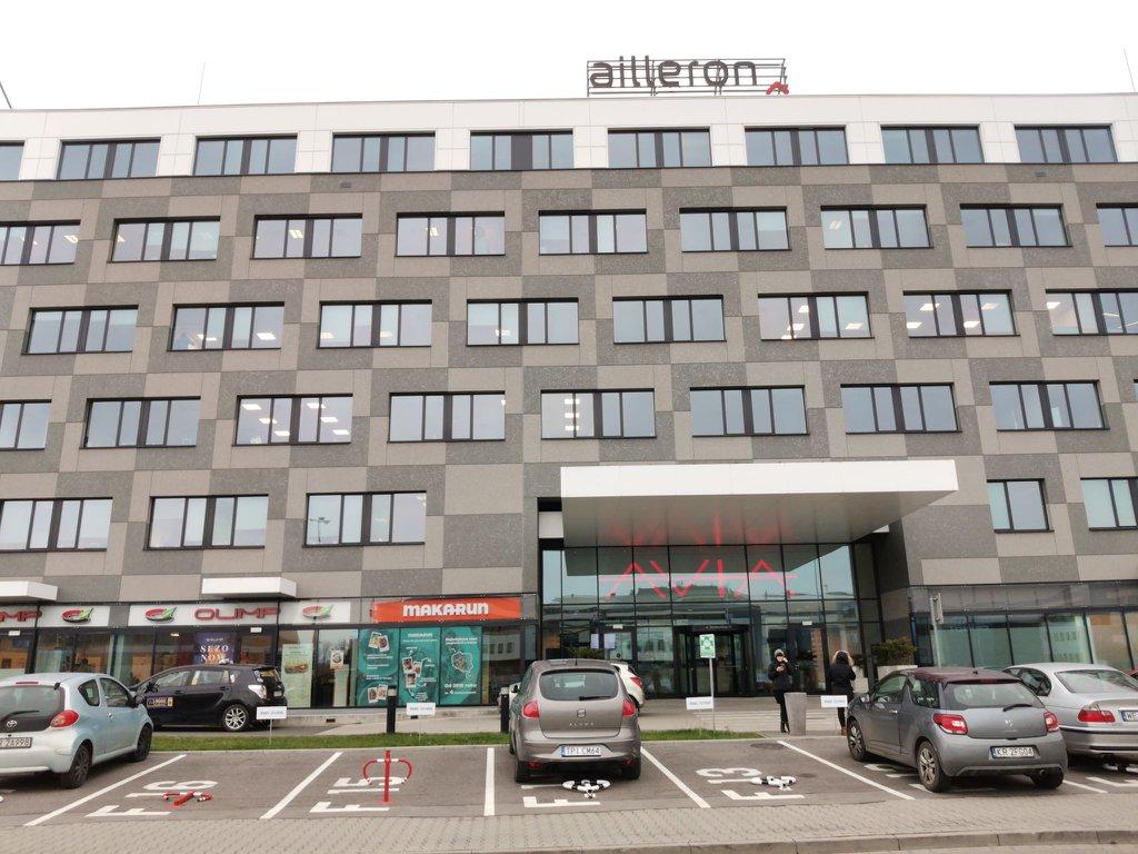 Biura do wynajęcia Kraków Czyżyny - AVIA