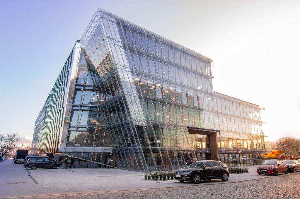 Biura do wynajęcia Kraków Podgórze - Equal Business Park C