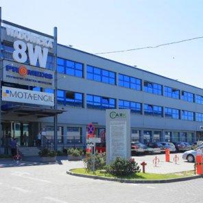 Biura do wynajęcia Kraków Podgórze - Wadowicka 8W