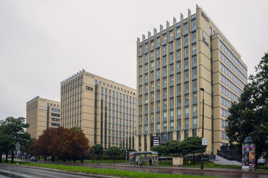 Biura do wynajęcia Kraków Bronowice - Edison