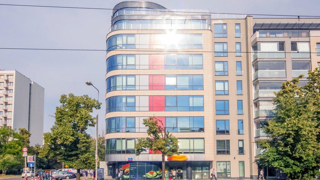 Biura do wynajęcia Warszawa Mokotów - Corner House