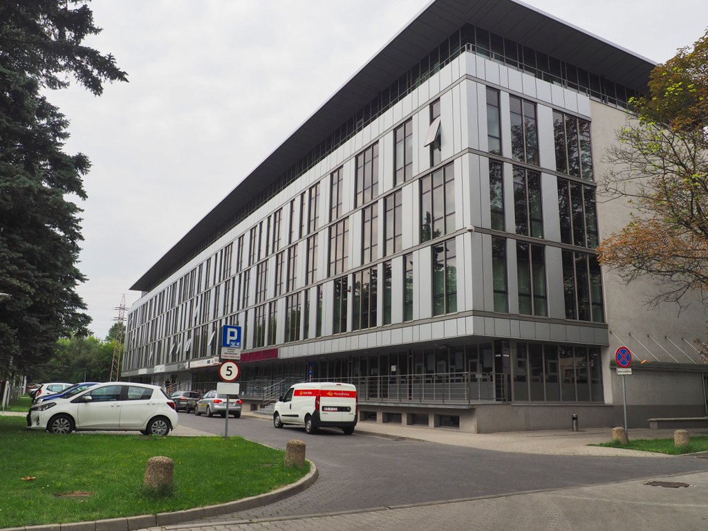 Biura do wynajęcia Kraków Prądnik Czerwony - Etiuda Krakowskie Centrum Biurowe