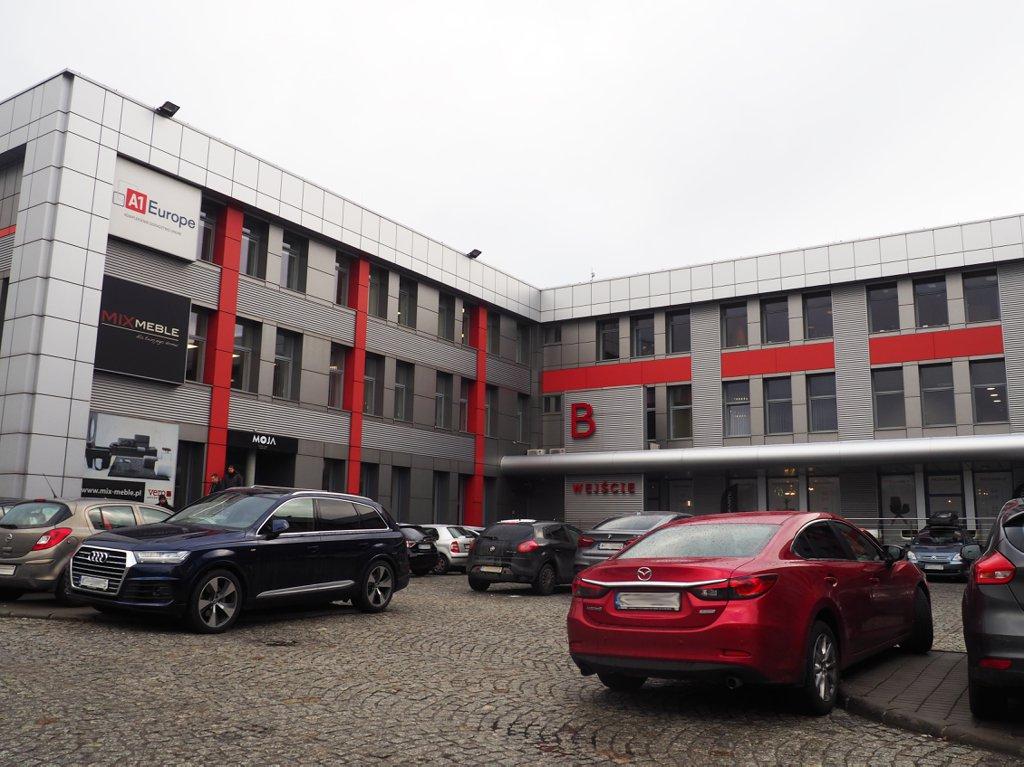 Biura do wynajęcia Kraków Podgórze - Wadowicka 8A