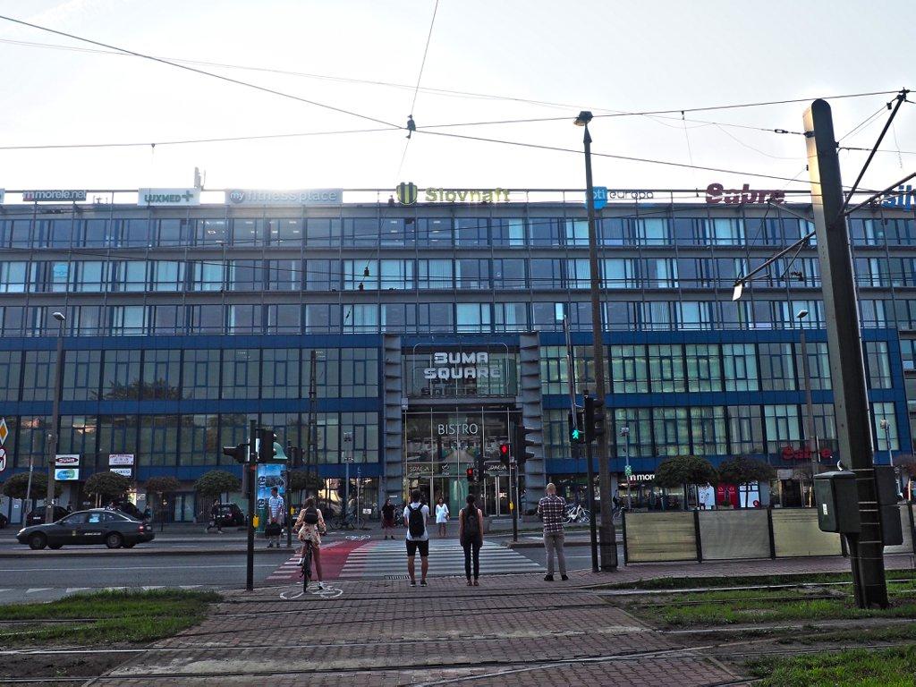 Biura do wynajęcia Kraków Podgórze - Buma Square A-G