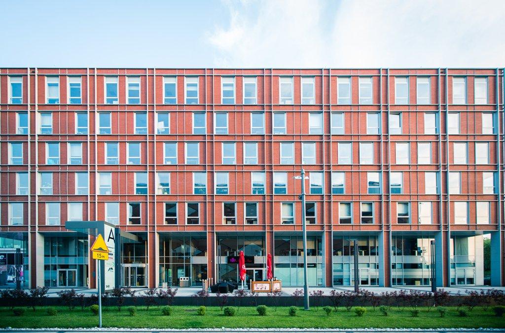Biura do wynajęcia Kraków Podgórze Duchackie - Bonarka 4 Business A