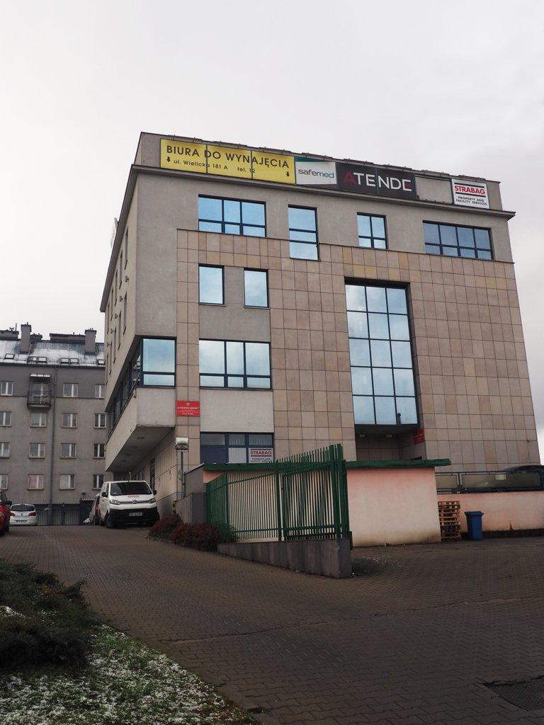 Biura do wynajęcia Kraków Bieżanów-Prokocim - Wielicka 181A