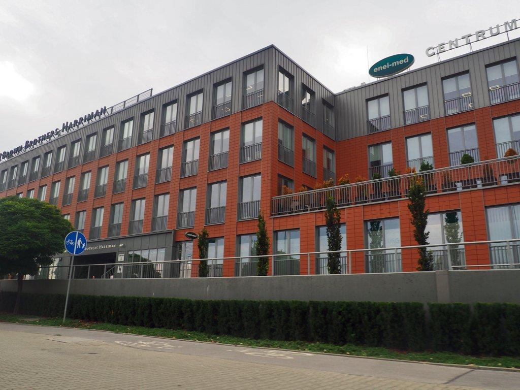 Biura do wynajęcia Kraków Podgórze - Orange Office Park IV Utrecht