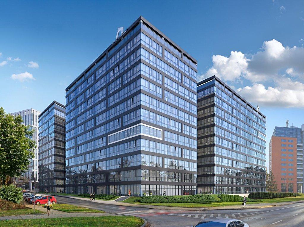 Biura do wynajęcia Kraków Prądnik Czerwony - Tertium Business Park C
