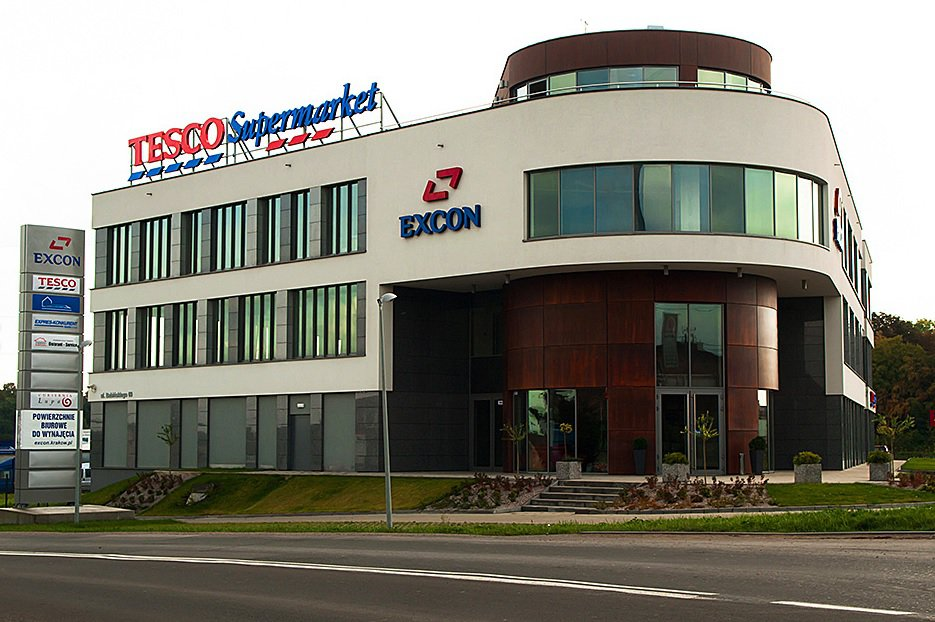 Biura do wynajęcia Kraków Dębniki - Excon
