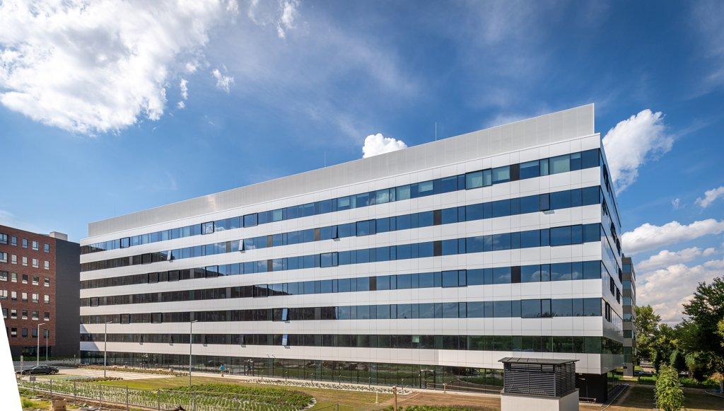 Biura do wynajęcia Kraków Podgórze - Zabłocie Business Park B