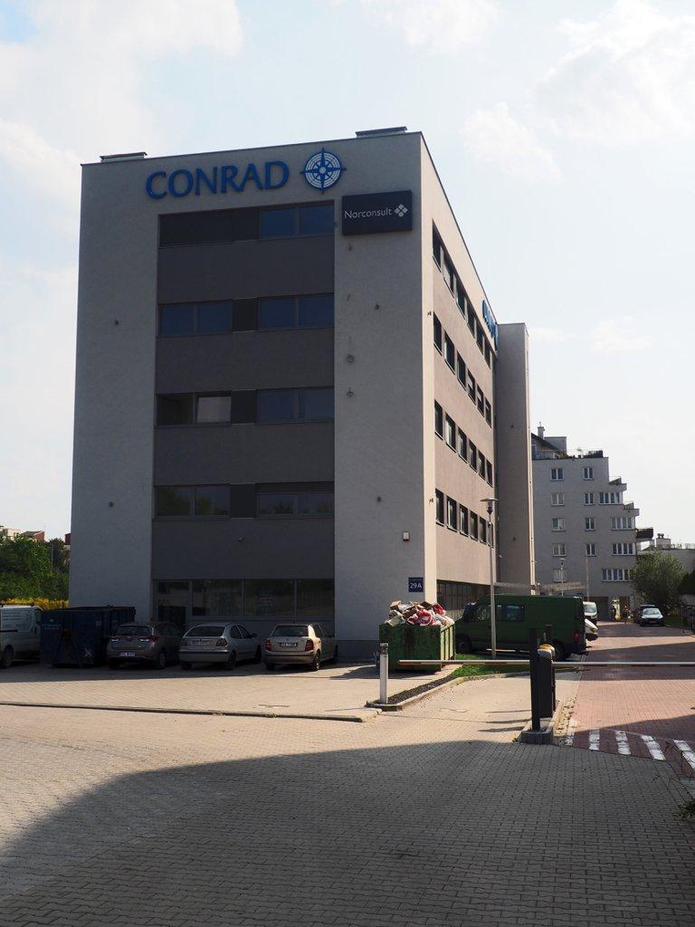 Biura do wynajęcia Kraków Prądnik Biały - Conrad Office