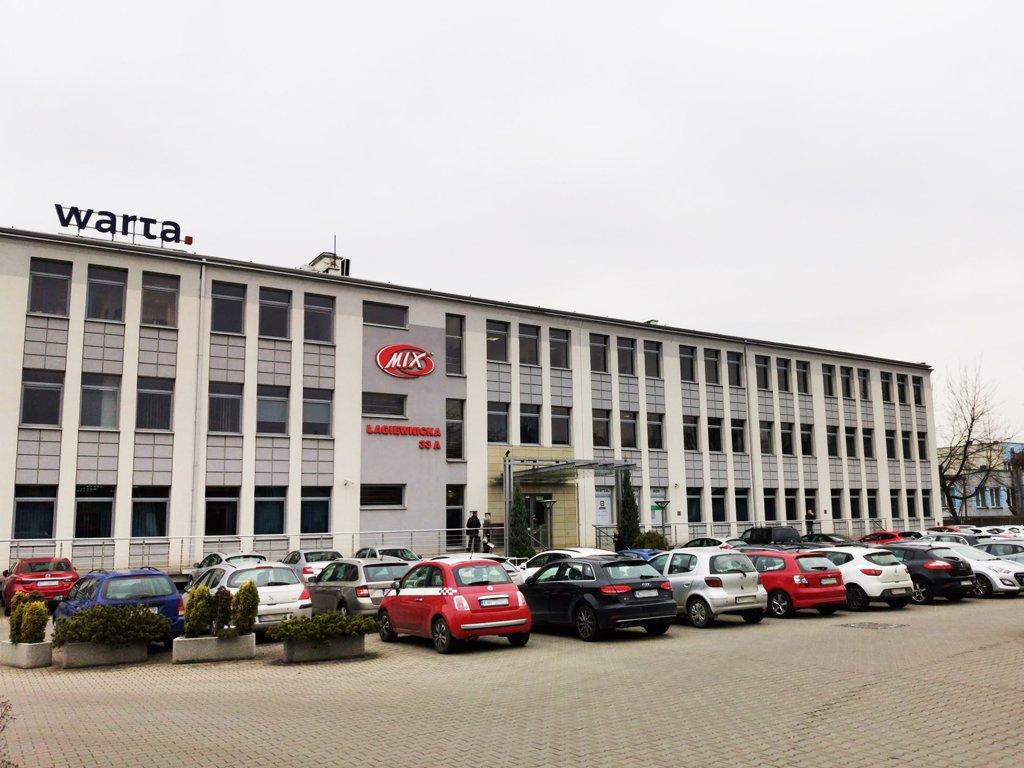 Biura do wynajęcia Kraków Podgórze - MIX Łagiewnicka