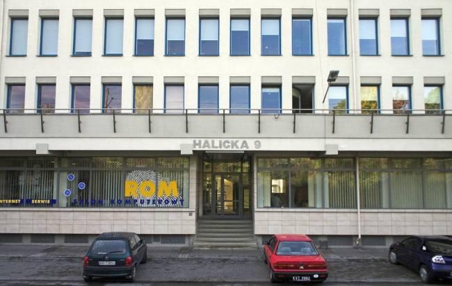 Biura do wynajęcia Kraków Stare Miasto - Halicka 9