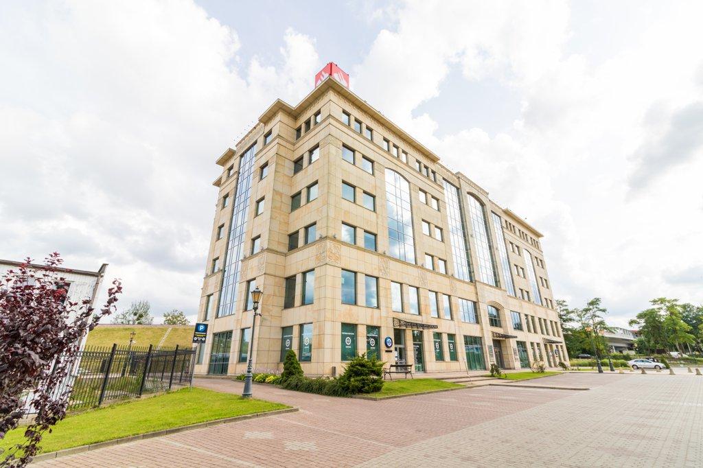 Biura do wynajęcia Gdańsk Oliwa - Abrahama Office Building