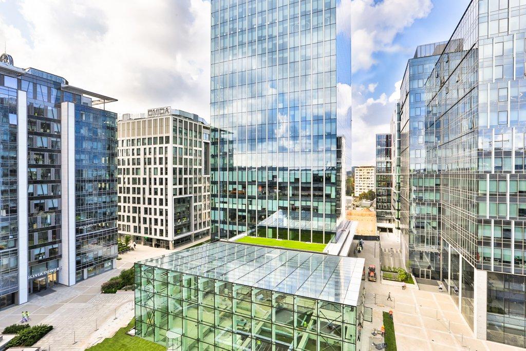 Biura do wynajęcia Gdańsk Oliwa - Olivia Business Centre: Olivia Star