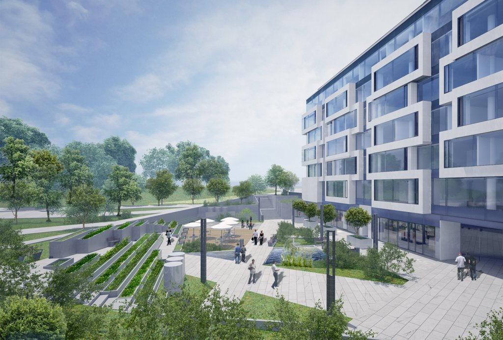 Biura do wynajęcia Gdynia Śródmieście Gdynia - Square
