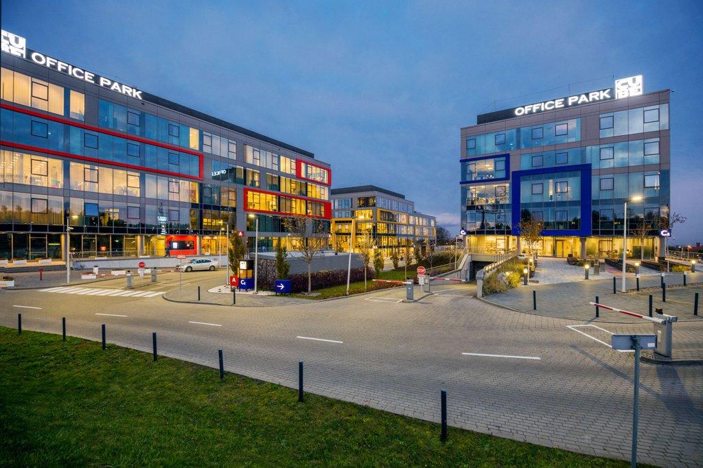 Biura do wynajęcia Gdańsk Chełm - Cube Office A