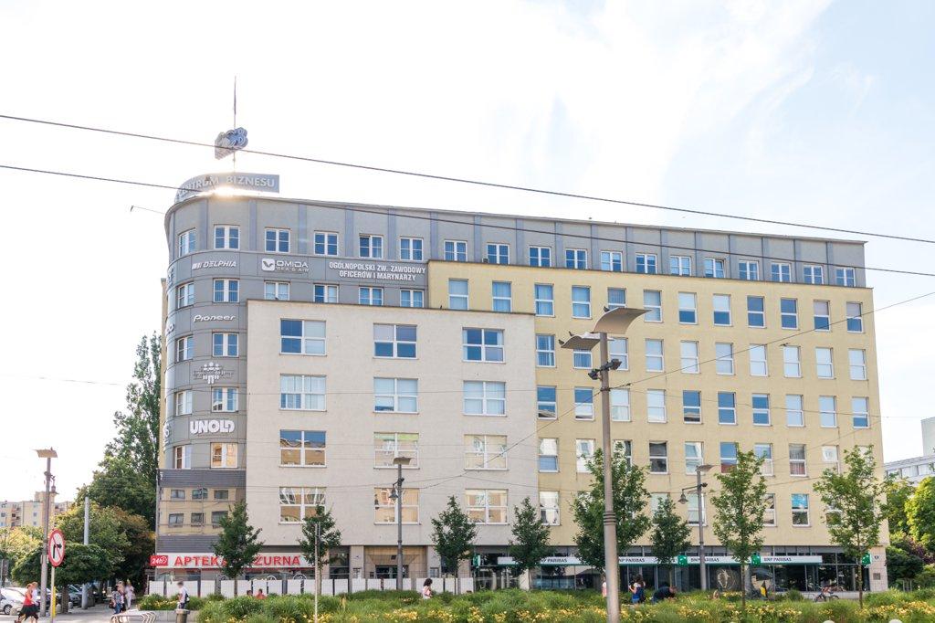 Biura do wynajęcia Gdynia Śródmieście Gdynia - Gdyńskie Centrum Biznesu