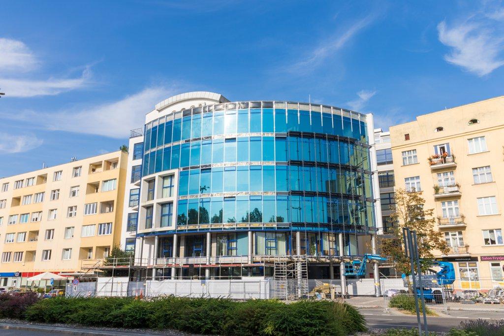 Biura do wynajęcia Gdynia Śródmieście Gdynia - Centrum Biurowe Hossa