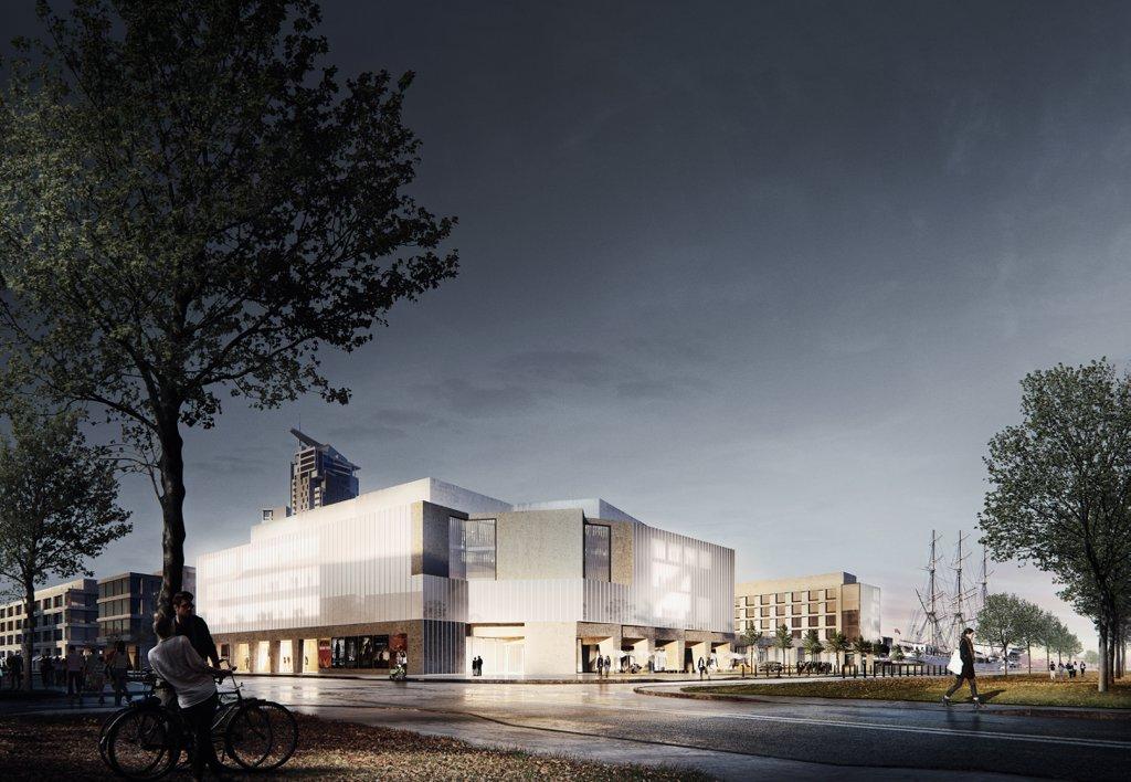 Biura do wynajęcia Gdynia Śródmieście Gdynia - Waterfront II