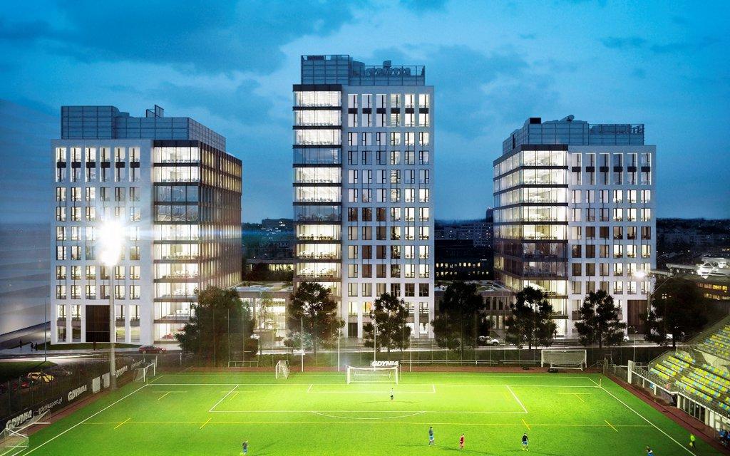 Biura do wynajęcia Gdynia Działki Leśne - 3T Office Park B