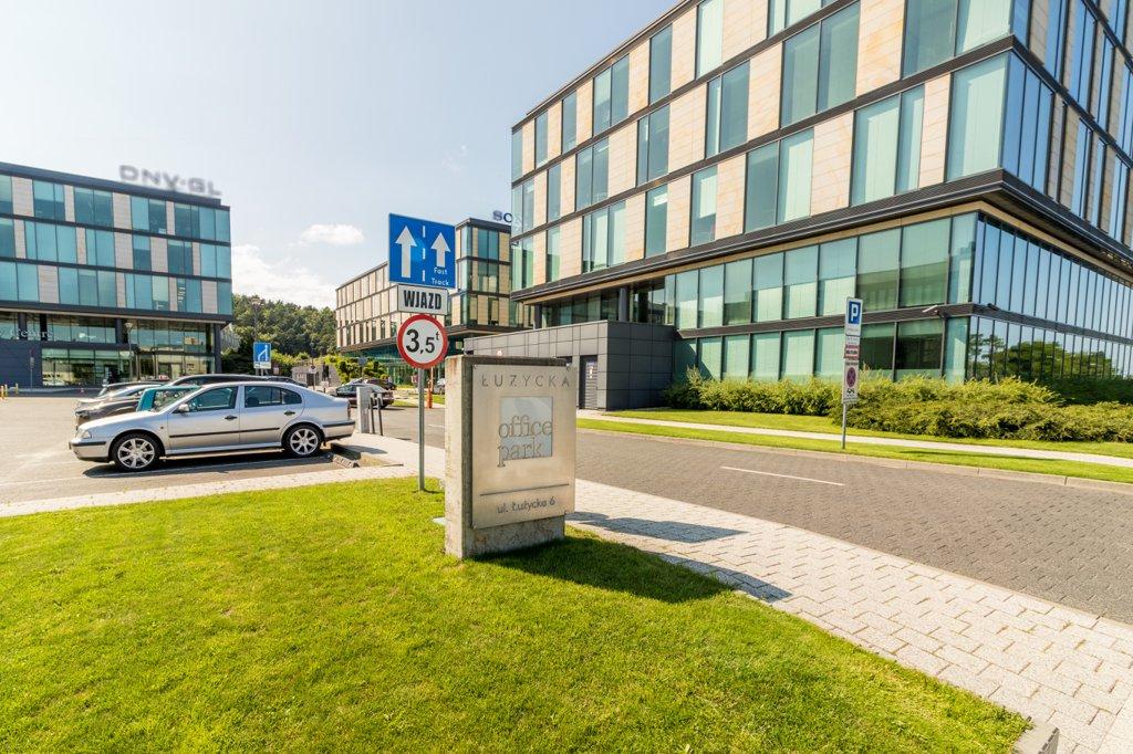 Biura do wynajęcia Gdynia Mały Kack - Łużycka Office Park D