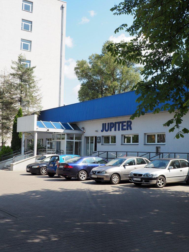 Biura do wynajęcia Warszawa Mokotów - EMPARK Jupiter
