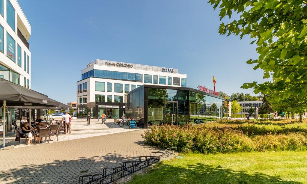 Biura do wynajęcia Gdynia Orłowo - Tritum Business Park