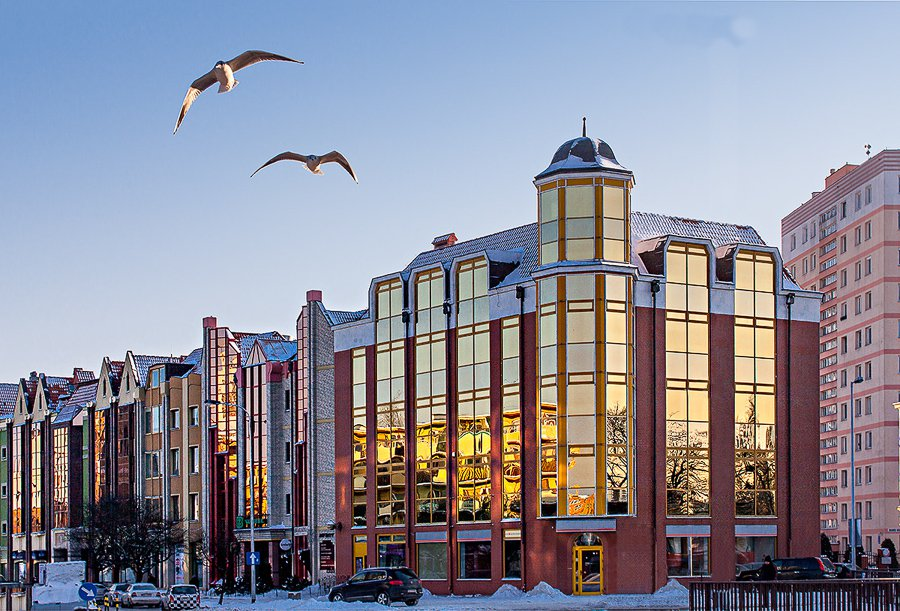 Biura do wynajęcia Gdańsk Śródmieście Gdańsk - Waterside