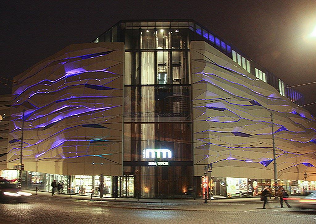 Biura do wynajęcia Poznań Stare Miasto - Galeria MM