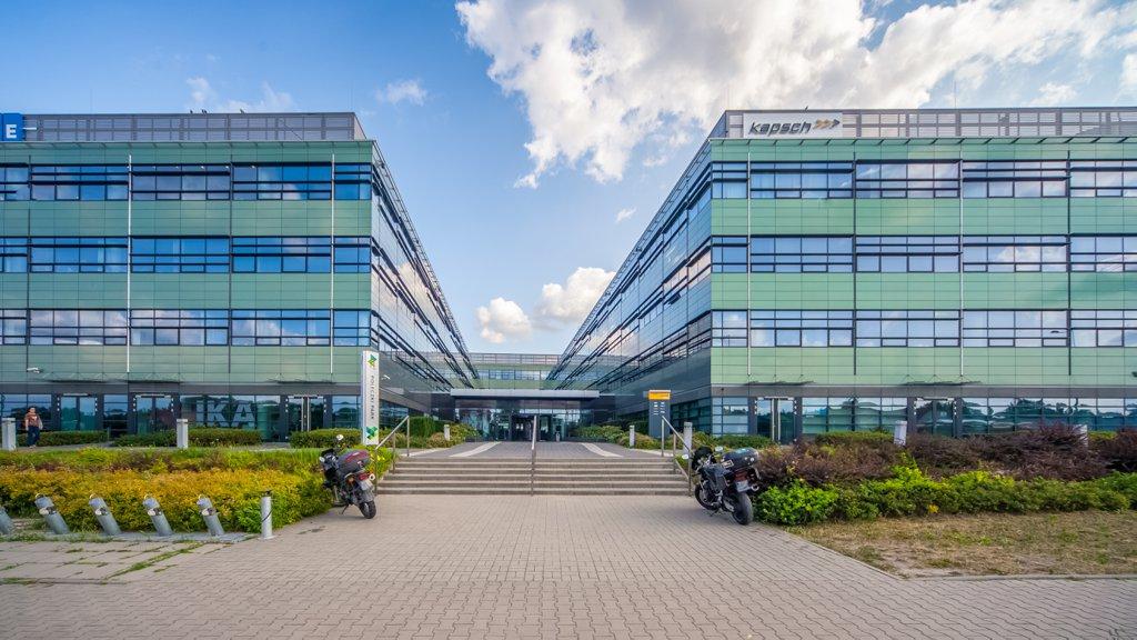 Biura do wynajęcia Warszawa Ursynów - Poleczki Park Amsterdam