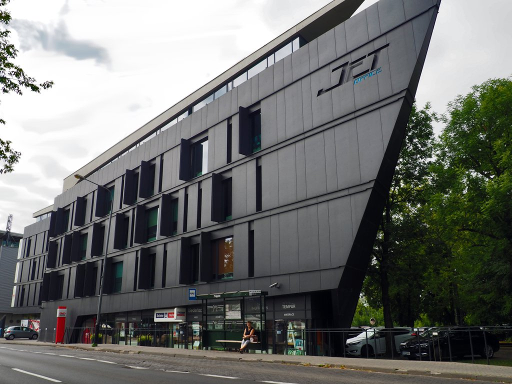 Biura do wynajęcia Poznań Jeżyce - Jet Office