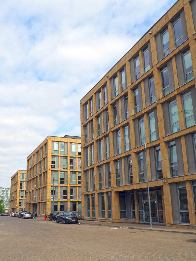 Biura do wynajęcia Poznań Nowe Miasto - Malta Office Park A&B