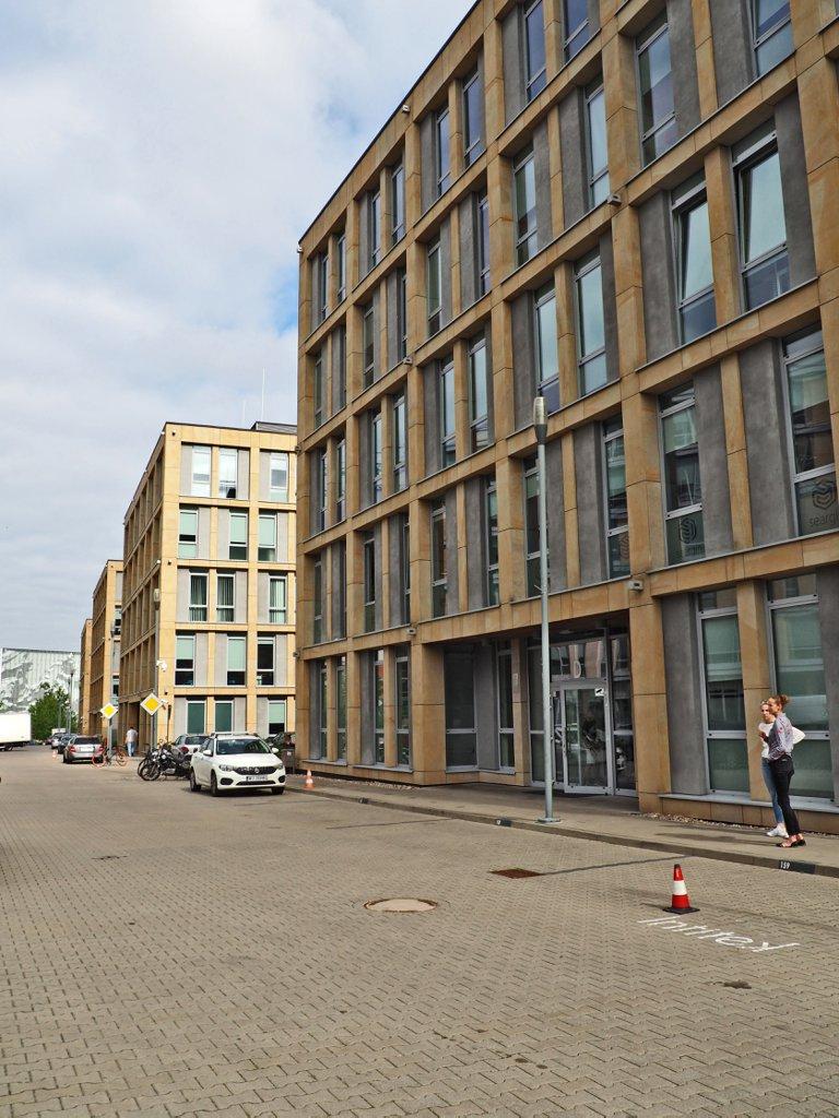 Biura do wynajęcia Poznań Nowe Miasto - Malta Office Park C&D