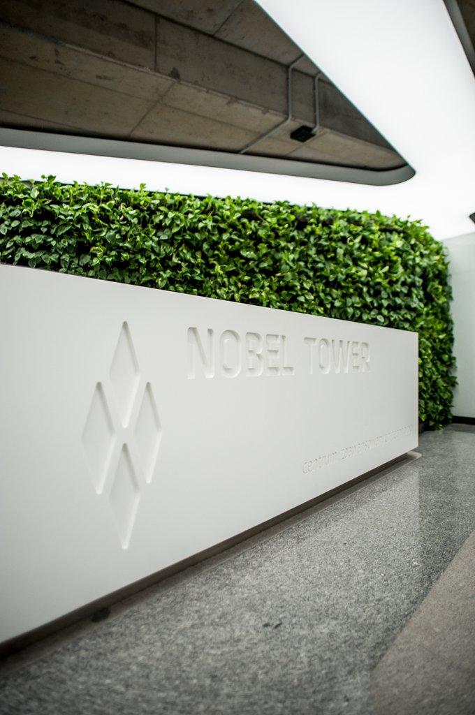 Biura do wynajęcia Poznań Jeżyce - Nobel Tower