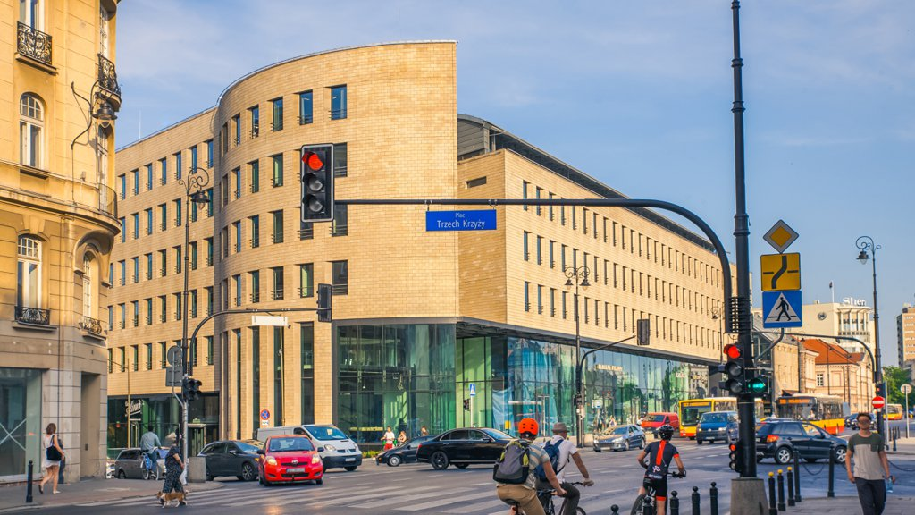 Biura do wynajęcia Warszawa Śródmieście - Ethos