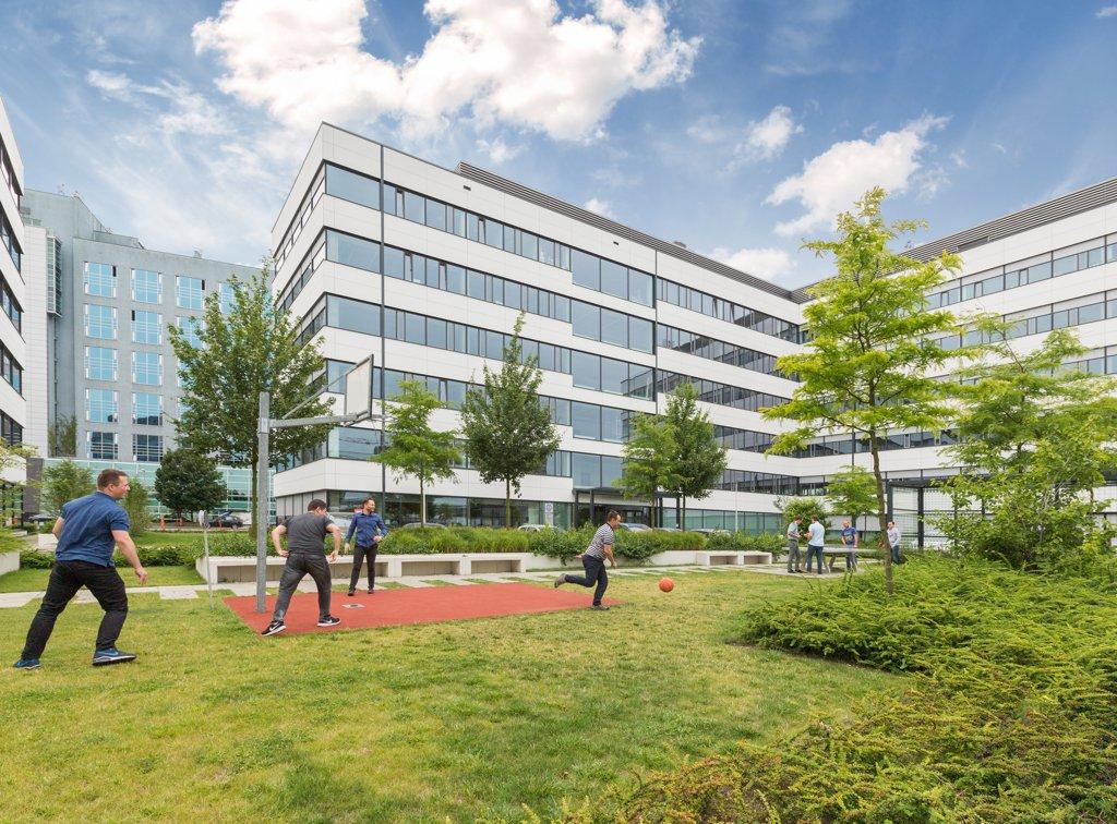 Biura do wynajęcia Poznań Wilda - Poznań Business Garden B2
