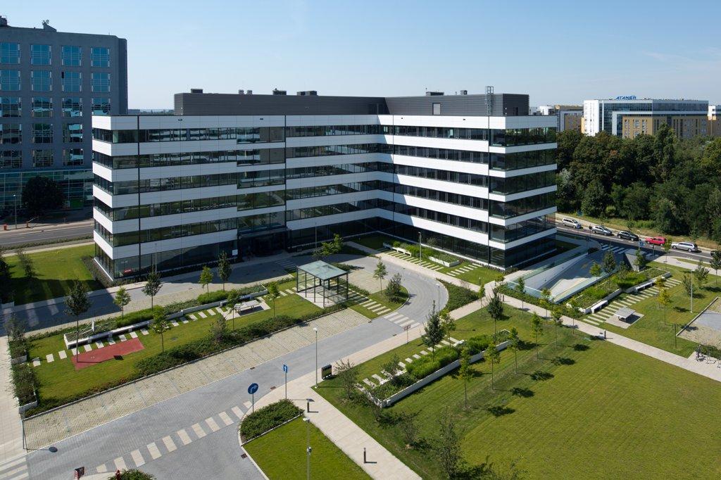 Biura do wynajęcia Poznań Wilda - Poznań Business Garden B3