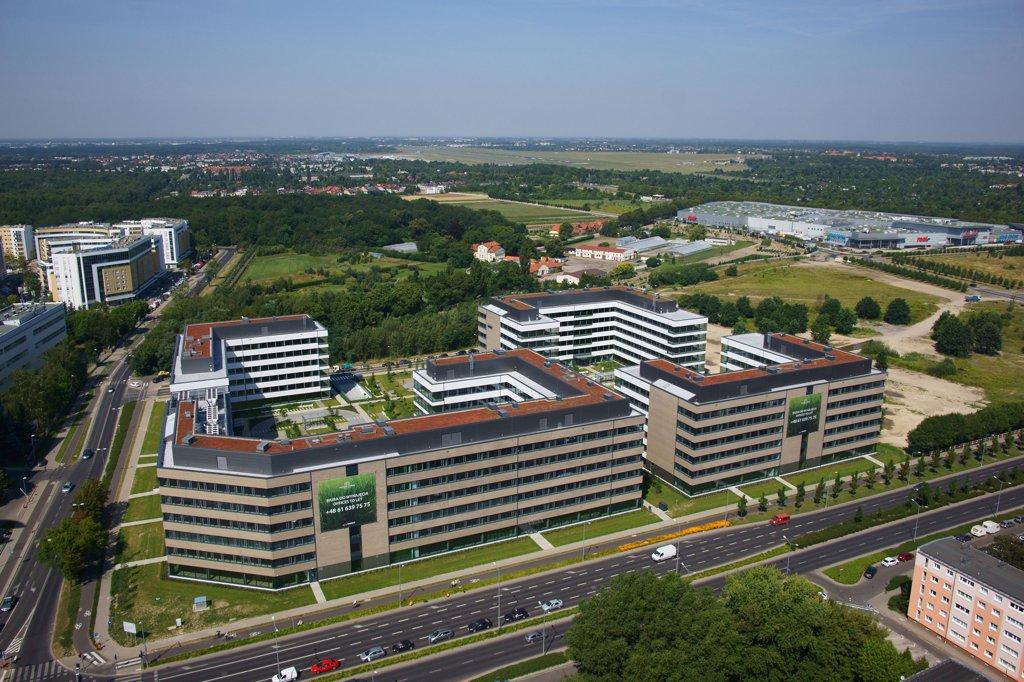 Biura do wynajęcia Poznań Grunwald - Poznań Business Garden B7